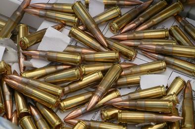 В Коркино полиция задержала мужчину с боеприпасами