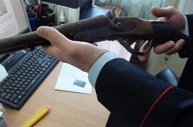 Полиция Коркино провела операцию «Арсенал»