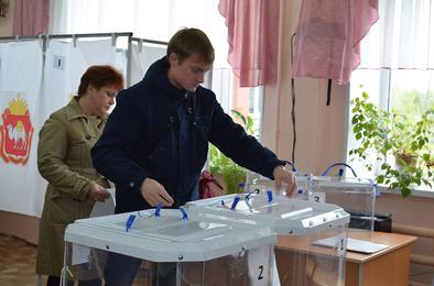 Как проголосовал на выборах Коркинский район?