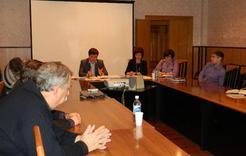 Предприниматели Коркинского района обсудили насущные вопросы