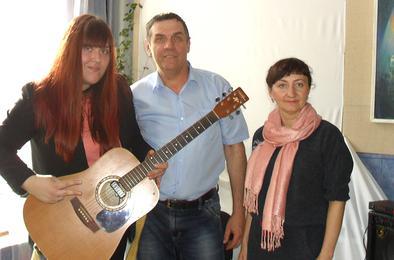 В Коркино состоялась осенняя встреча любителей гитары