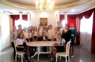 Школьники Коркино знакомятся с профессиями