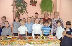 «Картошкины именины» устроили розинские школьники
