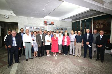 Челябинская угольная компания не забывает своих ветеранов