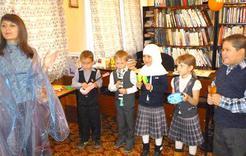 Школьники Коркино побывали в гостях у Волшебницы музыки