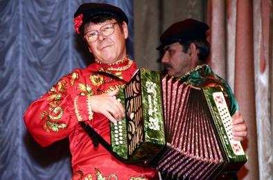 Коркинцев приглашают на праздник гармони