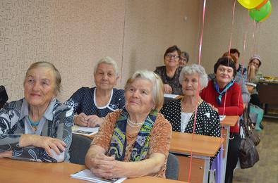 В Коркинском обществе «Знание» открыли новый учебный год