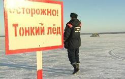 В Челябинской области в пруду утонули дети, гулявшие по льду
