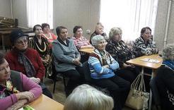В Коркинском обществе «Знание» - встреча с поэзией