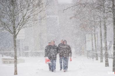 На Южном Урале объявлено штормовое предупреждение в связи со снегопадами