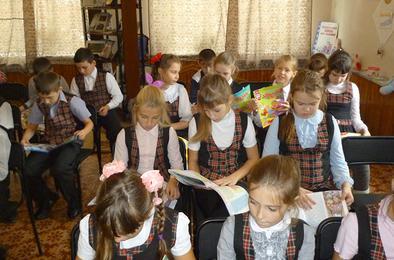 Коркинские школьники создавали свой журнал