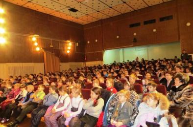 В киноклубе имени Горького коркинцам всегда рады