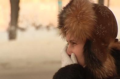 МЧС предупреждает южноуральцев о сильных морозах