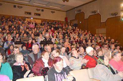 В Коркино состоится концерт в честь сильных духом