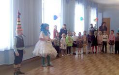 Детсадовцы Коркино открыли двери в «Город мастеров»