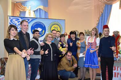 Коркинцы участвовали в диалоге культур
