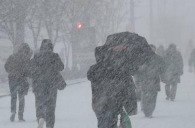 МЧС предупреждает южноуральцев о снегопаде и метелях