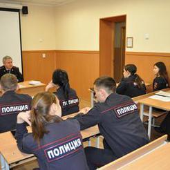 Институты МВД приглашают на учёбу коркинцев