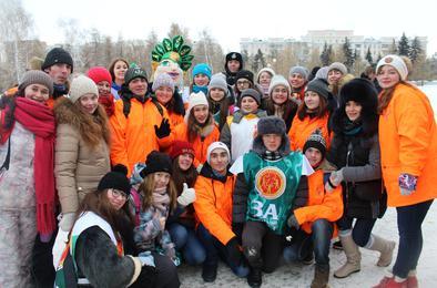 Коркинцы побывали на «Горячем снеге»