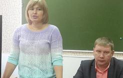 Коркинцам рассказали об услугах социальной защиты