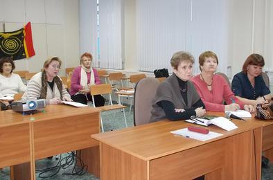 Коркинские общественники провели час с министром