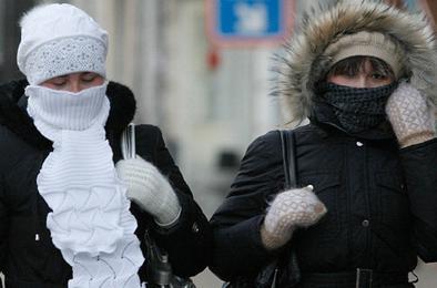 МЧС предупреждает южноуральцев о морозах
