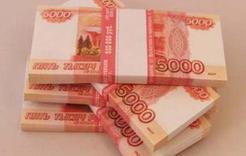 Пенсионерам 5000 рублей выплатят в срок