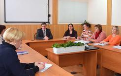 Глава Коркинского района встретился с педагогами