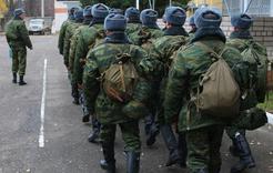 Из Коркино в армию призваны около 80 человек