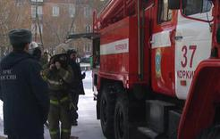 Ущерб от пожаров в Коркино составил почти 5 миллионов рублей