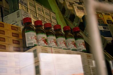 Продажу спиртосодержащей непищевой продукции запретили