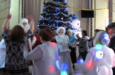 И снова коркинцев ждёт Новый год