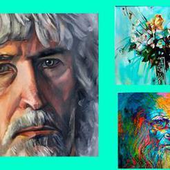 В выставочном зале Коркино можно увидеть «Отражение»