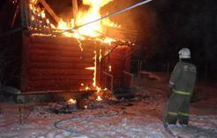 В Коркино за выходные три пожара, ДТП и смерть на льду