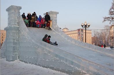 Зимние горки в Коркино теперь будут делать по стандарту
