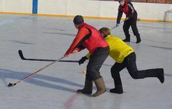 В Коркино на старт выйдут хоккеисты в валенках