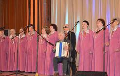 Для жителей Коркинского района споёт «Ветеран»