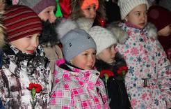 В школе № 2 открыли месячник «Растим патриотов России»