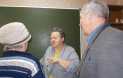 В обществе «Знание» встретились коркинские садоводы-любители