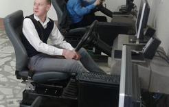 Коркинские школьники побывали в роли водителей