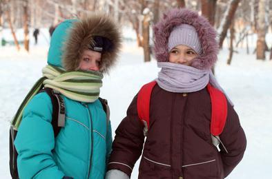 При каких условиях в Коркино отменяются занятия в школе