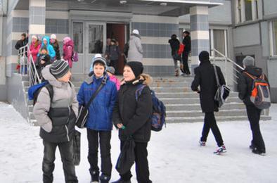 Занятия в школах Коркино – в обычном режиме