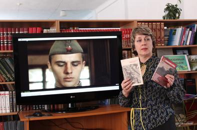 Студентам Коркино показали легендарный фильм
