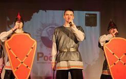 В Коркино прошёл фестиваль патриотической песни