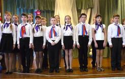 Коркинские школьники через песню приобщаются к истории