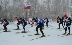 На Первомайской лыжне – полторы сотни спортсменов
