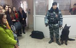 Полицейские Коркино провели «Неделю мужества»