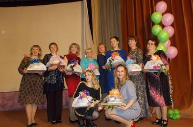 В Коркино поздравляют женщин с праздником