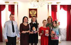 Сегодня юным жительницам Коркинского района вручили паспорта