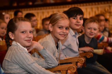 Юные коркинские таланты могут принять участие в кастинге